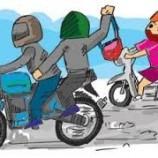 Polisi Beri Pengarahan Kepada Anak Sekolah