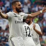 Benzema Yakin Real Madrid Juara Piala Super Eropa