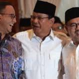 Partai Gerindra Pastikan Anies Baswedan Tak Akan Maju Jadi Cawapres