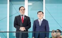 Jokowi Resmi Buka Perhelatan Asian Games 2018