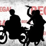 Minta Paksa Ponsel, Begal Bacok Pedagang Sate di Bekasi