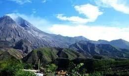 BPPTKG Merilis Munculnya Kubah Lava Baru di Gunung Merapi