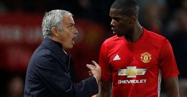 Paul Pogba Marah Dengan Mourinho