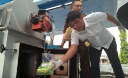 BNN Banten Musnahkan 65 Ribu Butir Ekstasi dari Belanda