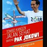 CFD Dilarang untuk Kegiatan Politik, Jalan Sehat Jokowi di Solo Ditolak