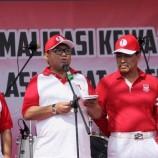 Senam Poco-poco Warnai Perayaan HUT ke-14 DPD RI