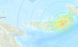 Gempa Menerjang Lebih Kurang 200 Km