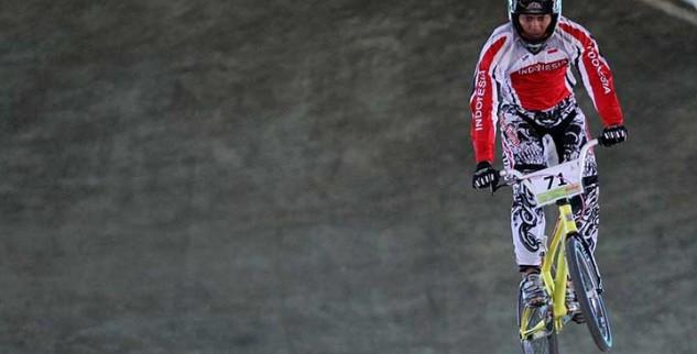 Bagus turun di BMX Thailand Open pada 3 serta 4 November