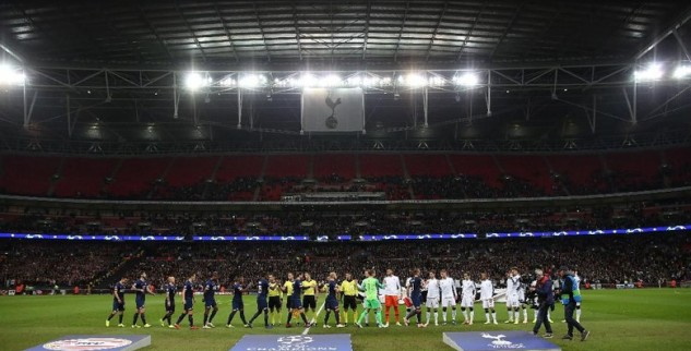 Bermain di Wembley Memang Terkadang Menyusahkan Spurs
