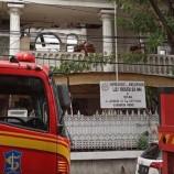 Kebakaran Kantor Advokat di Surabaya Diduga Akibat Korsleting Listrik