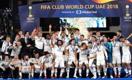 Madrid Buktikan Raih Juara Piala Dunia Antarklub Meski Tanpa Ronaldo