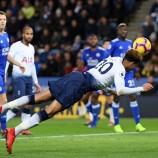 Tottenham Bawa Pulang Tiga Poin dari Lawatannya ke Markas Leicester