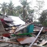 Maluku Dilanda Hujan dan Angin Kencang, 23 Rumah Warga Rusak