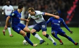 Tottenham Taklukkan Chelsea di Leg Pertama Semifinal Piala Liga Inggris