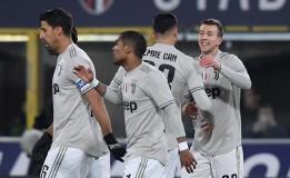 Juventus Tumbangkan Bologna 2-0