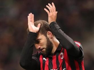 Gonzalo Higuain Akan Hengkang Dari Ac Milan