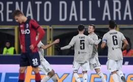 Perempatfinal Coppa Italia Juventus Berjalan Mulus