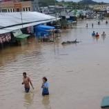 Warga Kota Jayapura yang Terdampak Banjir dan Longsor Sebanyak 1.300 KK