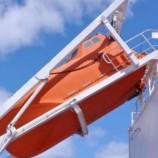 Mualim 4 KMP Trimas Kanaya Tewas Tertimpa Sekoci di Laut Merak