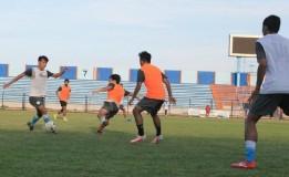 Sesi Delapan Besar Piala Presiden 2019 Persela Kontra Madura United